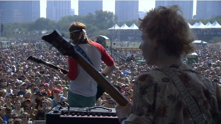 Stream or Download: Tame Impala @ Lollapoalooza Chicago 8/3/12