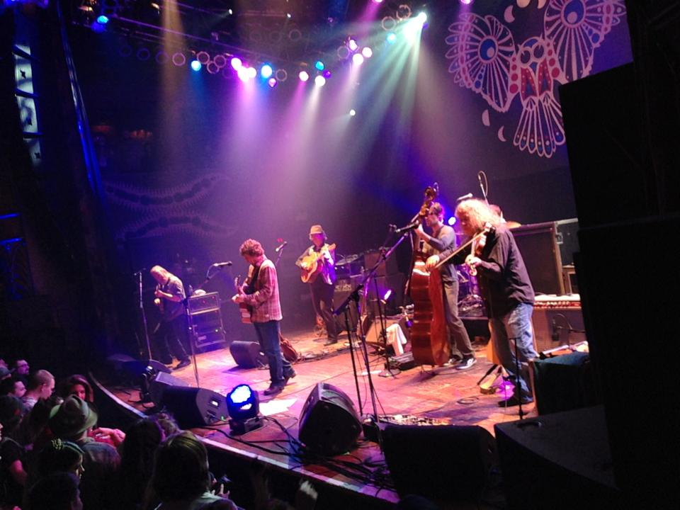 Setlist, Stream, Download: Railroad Earth @ House Of Blues 1/25/13