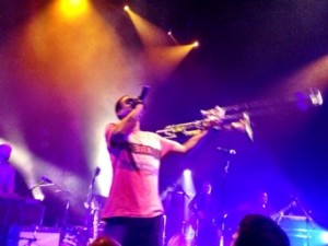 Recap and Video: Galactic @ Park West 4/6/13
