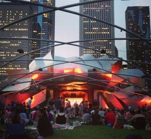 Setlist / Review: Dawes @ Jay Pritzker Pavilion in Millenium Park 7/8/13