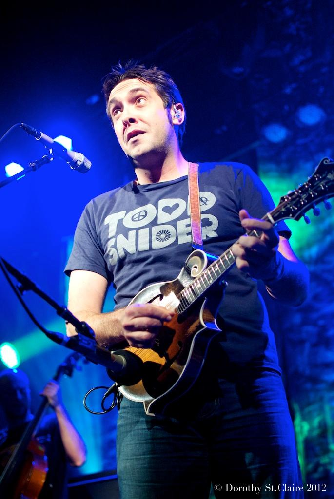 The Barn Interview: Jeff Austin, Solo Artist