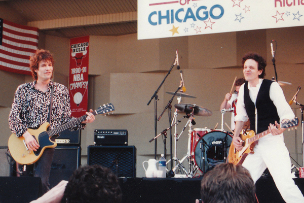 LISTEN: The Replacements' 22 Year Gap Between Shows, Chicago 1991 to Toronto 2013