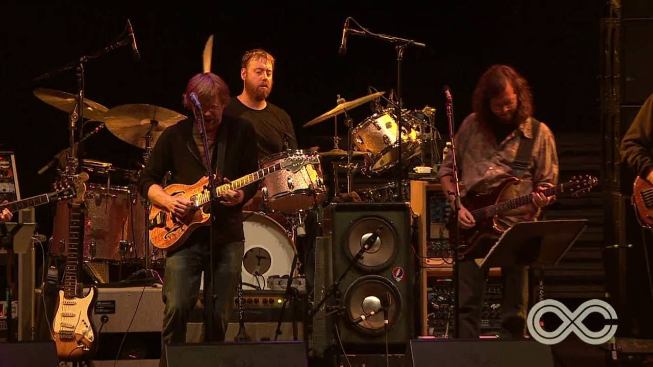 Stream / Download: Furthur with special guest Trey Anastasio @ Lock'n Festival 9/7/13