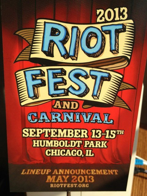 Riot Fest Review, Video and Setlist Roundup (Bob Mould, The Pixies, Joan Jett, Violent Femmes & More)