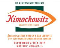 Kimockowitz and Beyond: A Chat With Guitarist Steve Kimock