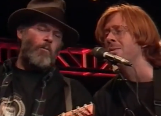 Full Show, Pro Shot Video: Phish's 1998 Appearance at Bridge School Benefit with Neil Young