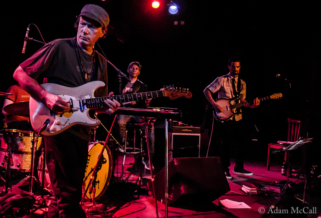 Photos / Video: Steve Kimock and Dan Lebowitz wsg Janis Wallin @ Martyrs 9/28/13