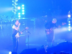 Setlist / Video: Atoms For Peace @ UIC Pavilion 10/2/13