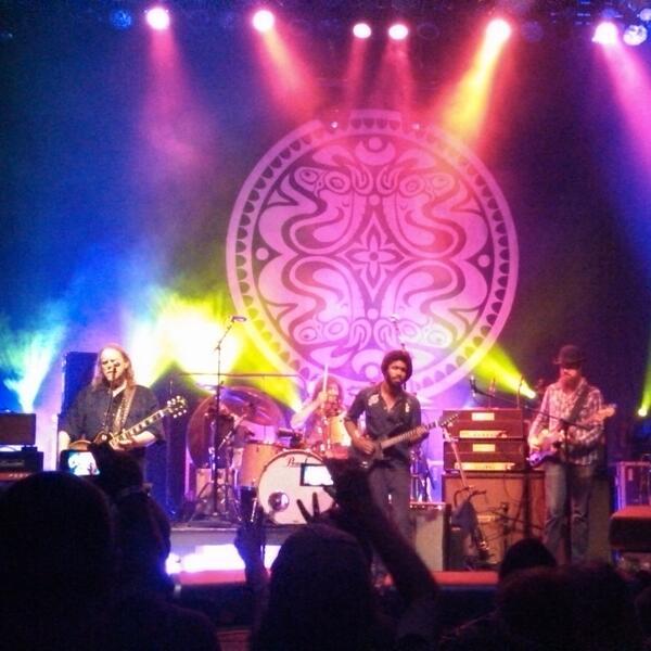 Setlist / Video: Gov't Mule @ Vic Theater 10/5/13