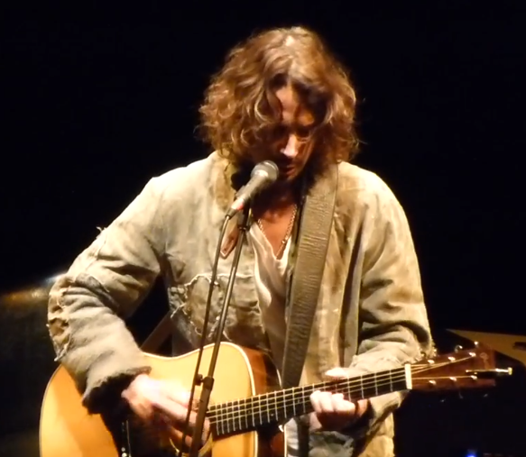 Setlist / Video Playlist: Chris Cornell @ Cadillac Palace, 11/1/13