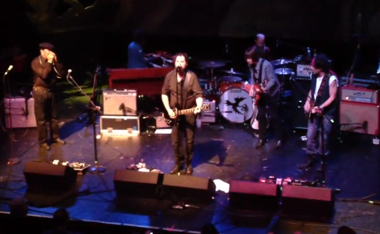 Drive By Truckers Channel The Stones at Chicago Halloween Gig (Setlist / Video 10/31/13)
