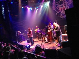 Railroad Earth Plays A Pair Of Illinois Shows (Vic + Castle Theaters) on Winter 2013 Tour