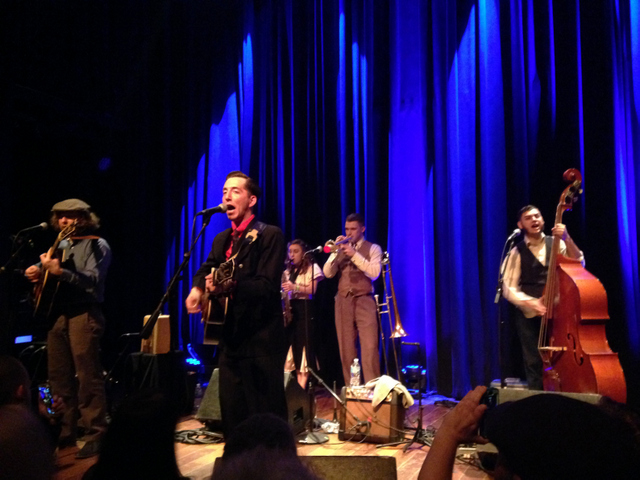 Setlist / Review: Pokey LaFarge & The South City Three @ Lincoln Hall 12/5/13