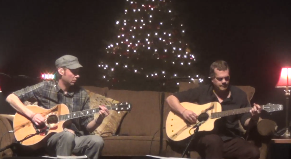 Setlist / Video: 11th Annual Brendan Bayliss & Jake Cinninger Acoustic Christmas @ Park West 12/7/13