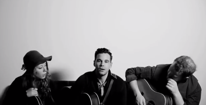 The Lone Bellow Can't Always Get What They Want, Cover The Stones Anyway