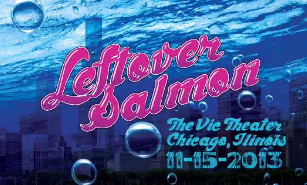 Full Show Video: Leftover Salmon @ The Vic 11/15/13
