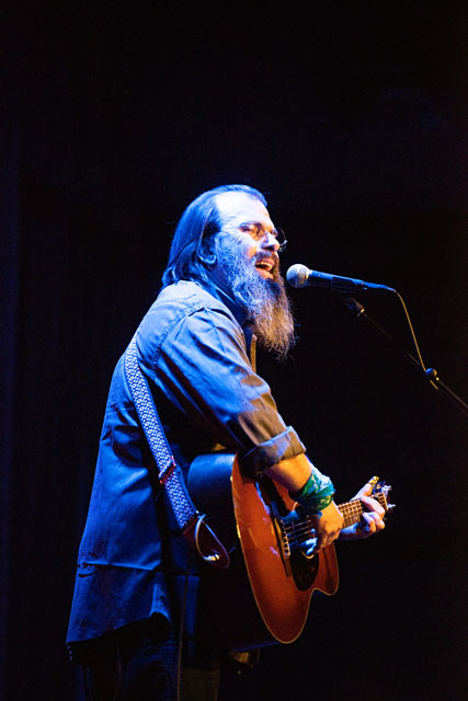 Recap / Photos: Steve Earle @ City Winery 2/22/14
