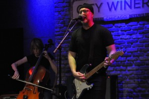 Review / Photos: Bob Mould @ City Winery 3/2/14