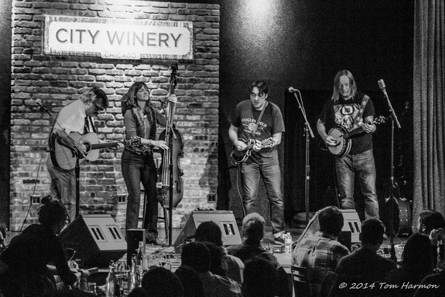 Photos / Stream / Download: Jeff Austin & The Here and Now @ City Winery 3/7/14