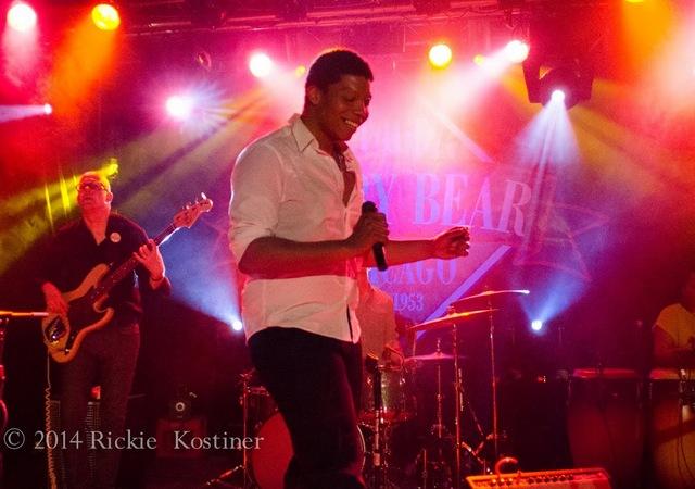 Photos / Recap: JC Brooks & Uptown Sound @ Cubby Bear 3/28/14