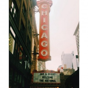Review: The National @ Chicago Theater 4/15/14