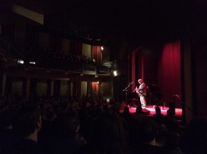 Review / Setlist / Stream / Download: The Mountain Goats @ Old Town School Of Folk Music 4/19/14