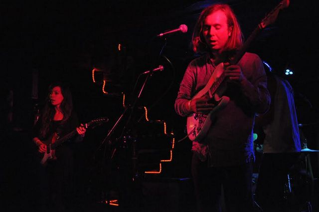 Review / Photos: Woods & Quilt @ Subterranean 5/7/14