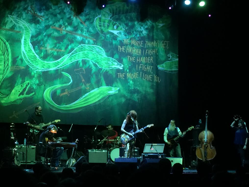 Review / Setlist: Neko Case @ Chicago Theater 5/13/14