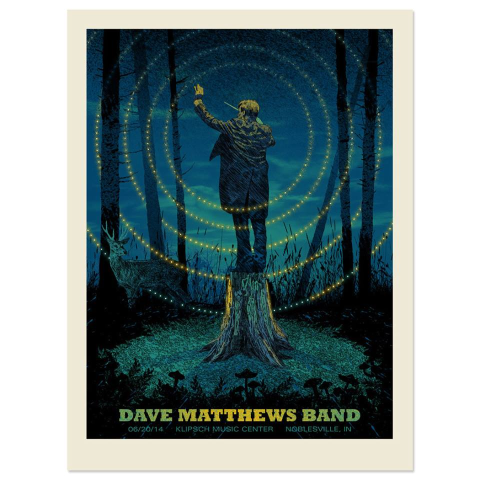 Show Review / Video: Dave Matthews Band @ Klipsch Music Center 6/20/14
