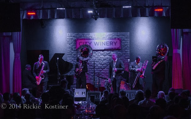 Photo Gallery & Video: Preservation Hall Jazz Band @ City Winery 6/25/14