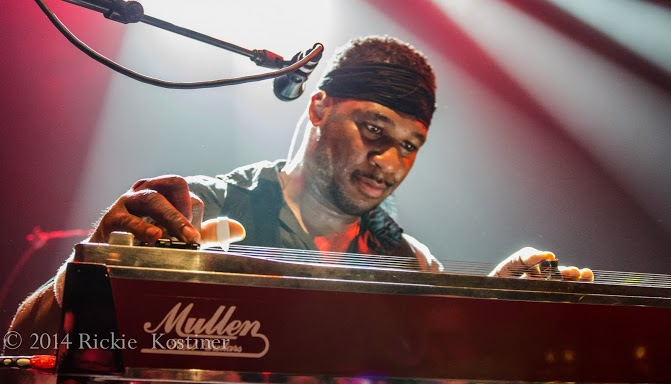 Photo Gallery & Video: Robert Randolph & The Family Band @ Park West 6/26/14