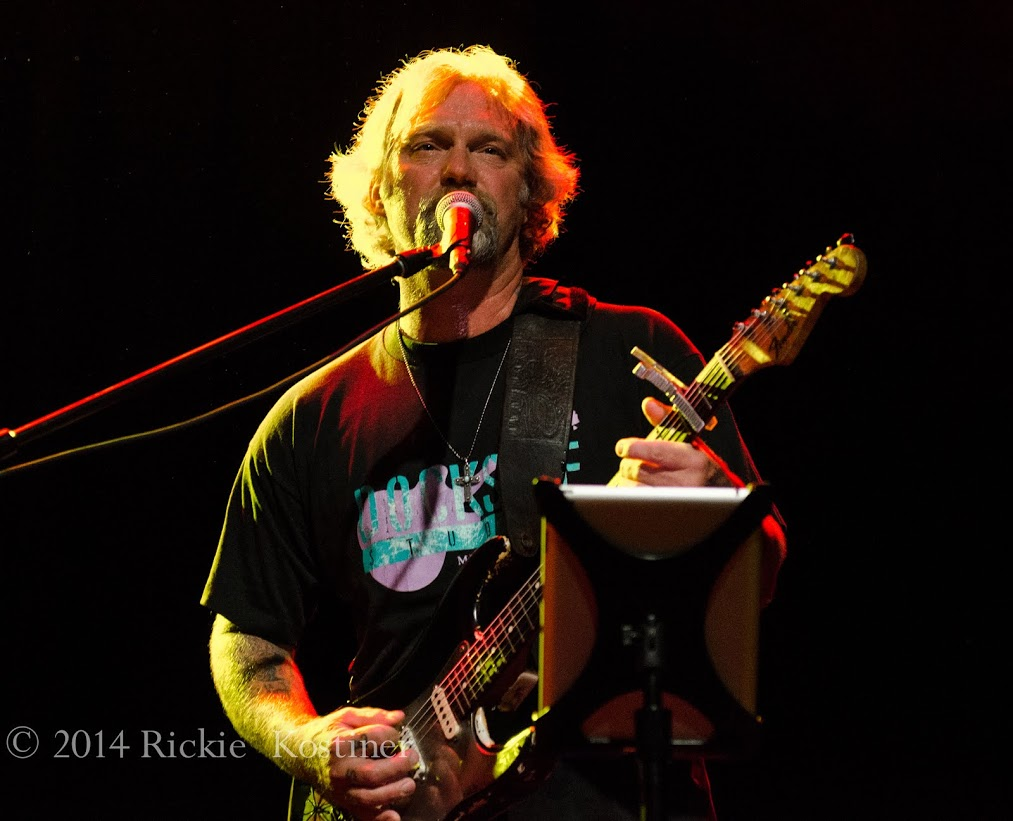 Setlist / Stream / Download / Photos / Video: Anders Osborne & Edward David Anderson @ Thalia Hall 8/15/14