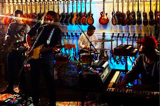 Setlist / Review: The War On Drugs @ Chicago Music Exchange 9/5/14