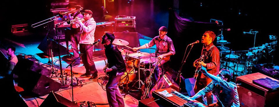Preview / Ticket Giveaway: Monophonics @ Martyrs' 9/11/14