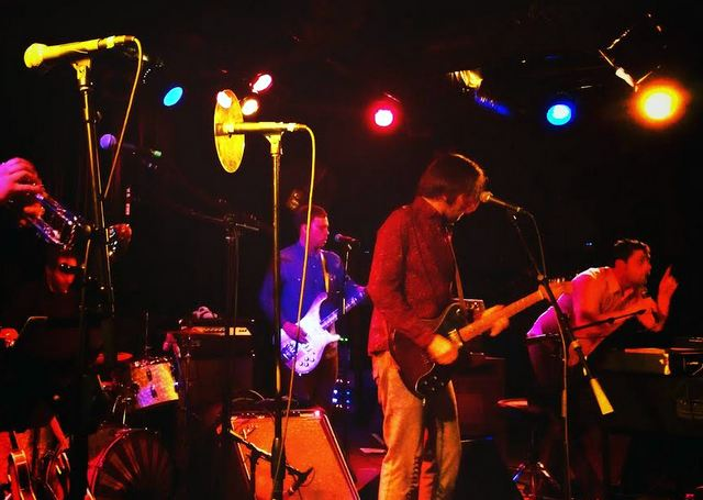 Review: Monophonics / Bumpus @ Martyrs' 9/11/14