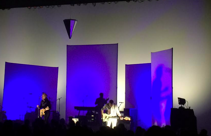 Review / Setlist / Video: Spoon @ Chicago Theater 9/17/14