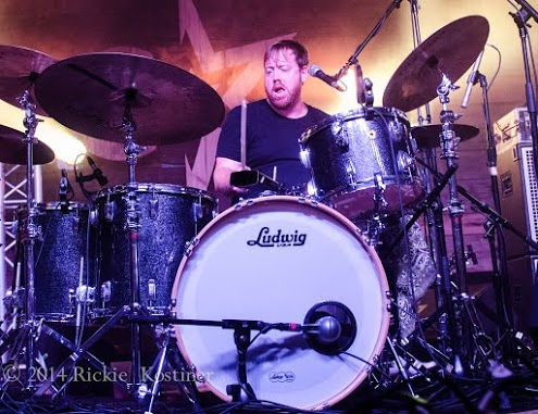 Review / Photos / Video: Joe Russo's Almost Dead @ Concord Music Hall