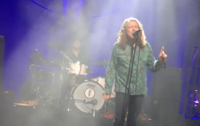 Review / Stream / Download: Robert Plant & The Sensational Shape Shifters @ The Riv 10/2/14