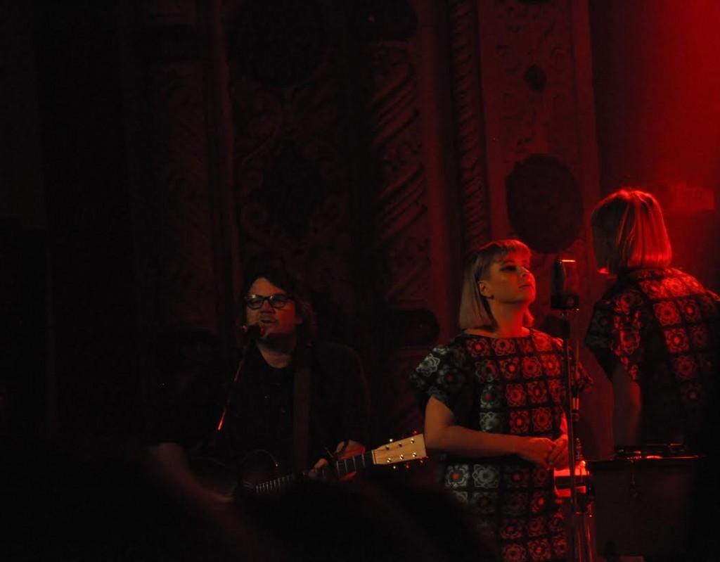 Review / Setlist / Photos: Lucius wsg Tweedy @ Metro 10/8/14