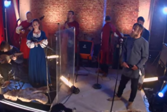 Get Medieval: Metallica's One Performed On Instruments From Middle Ages
