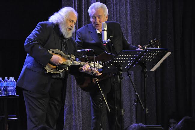 Review / Photos / Stream / Download: David Grisman & Del McCoury @ City Winery 11/16/14
