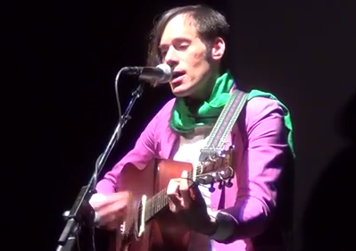 Setlist / Review / Video | Kevin Barnes Covers Bowie at MCA 11/20/14