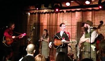 Review / Setlist: Pokey LaFarge @ SPACE 11/22/14