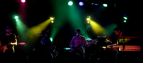 Full Show Video: Kung Fu @ Martyrs' 11/21/14