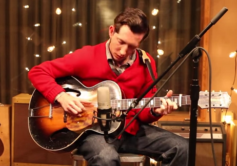 Pokey LaFarge Performs