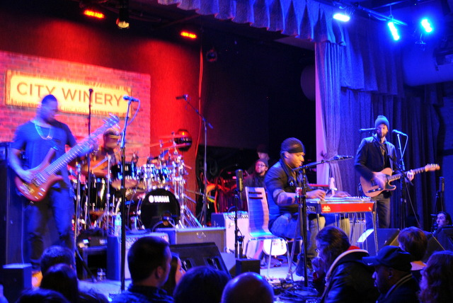 Recap / Video / Photos | Robert Randolph & Family Band @ City Winery 1/23/15