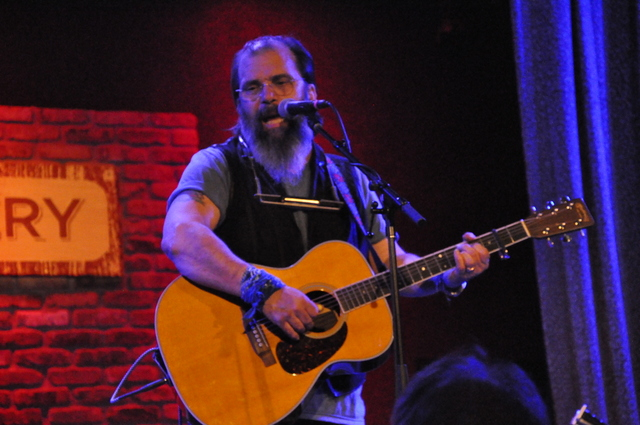Setlist / Review / Photos | Steve Earle @ City Winery 2/3/15