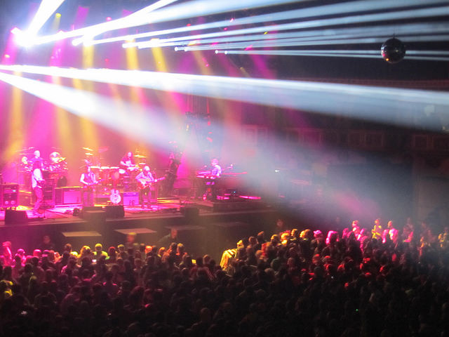 Review | String Cheese Incident @ Aragon Ballroom 1/29/15