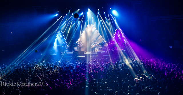 Review / Photos / Stream / Download | String Cheese Incident @ Aragon Ballroom 1/30/15 & 1/31/15