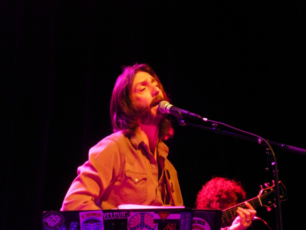 Setlist / Photos / Video: Chris Robinson Brotherhood @ Park West 2/6/15